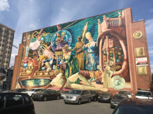 best coffee cities in the United States_Philly_murals