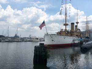 best coffee cities in the United States_Philly_harbor