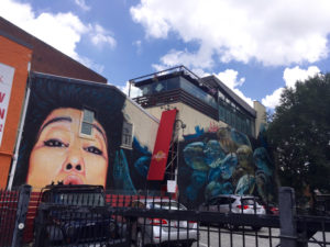 best coffee cities in the United States_Washington D.C._street arts