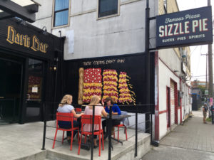 best coffee cities in the United States_Seattle_pizza