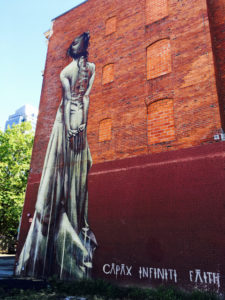 best coffee cities in the United States_Portland_beautiful streetart