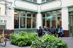 Your walking guide to specialty coffee in Berlin Kreuzberg part 2_companion_courtyard