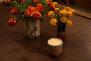 how to not get over caffeinated in Tokyo_paddlers coffee_chai latte
