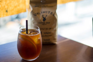 how to not get over caffeinated in Tokyo_unlimited coffee bar