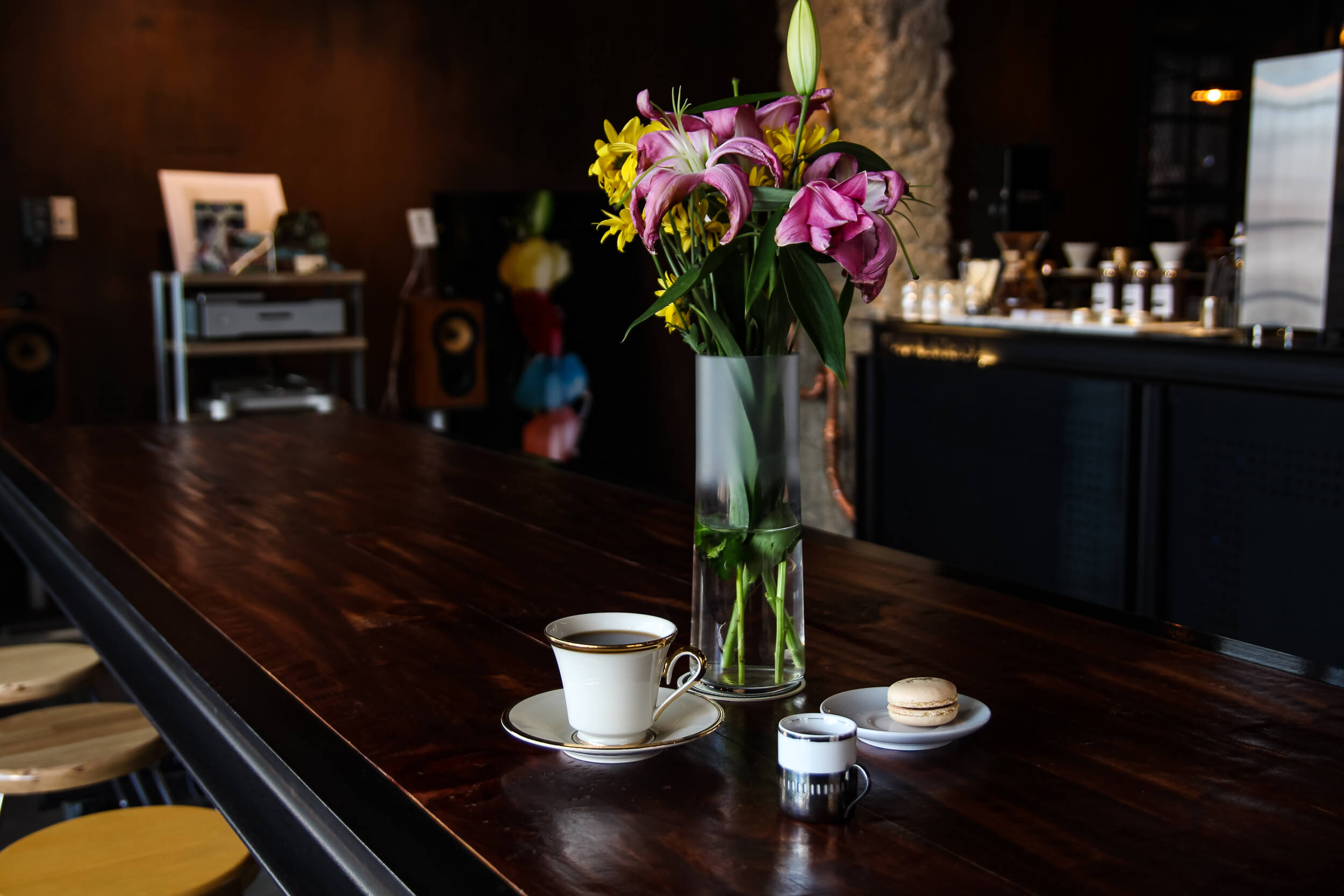 Specialty Coffee in Seoul_coffee m stable_filter coffee