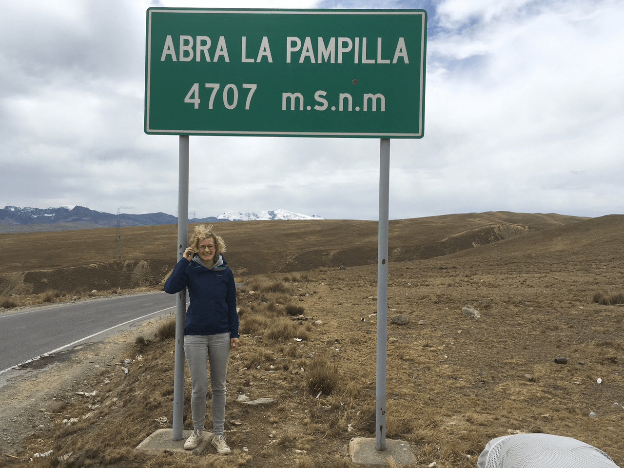 specialty coffee in peru_crossing the andes mountains