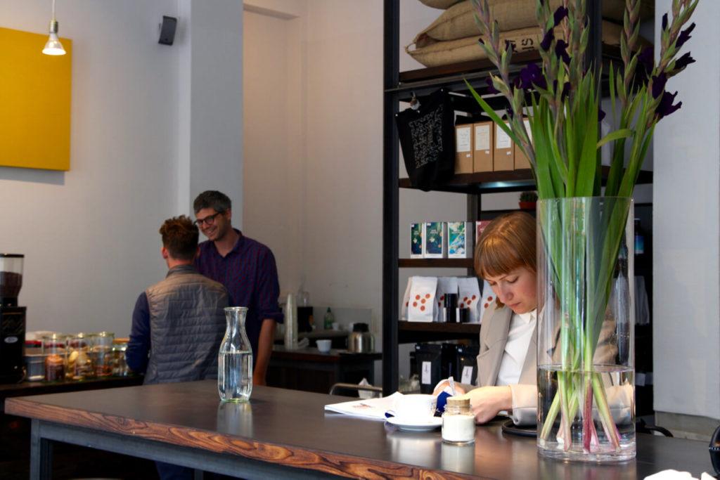 Your walking guide to specialty coffee in Berlin Kreuzberg part 2_nano kaffee_cafe
