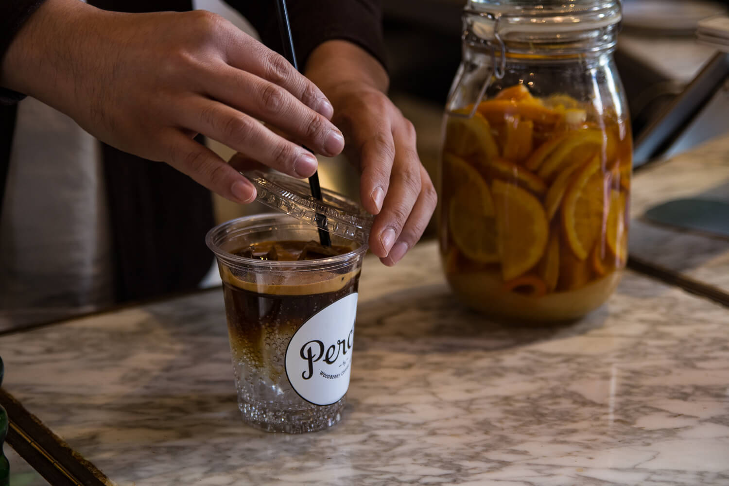 how to not get over caffeinated in Tokyo_perch by woodberry coffee roasters